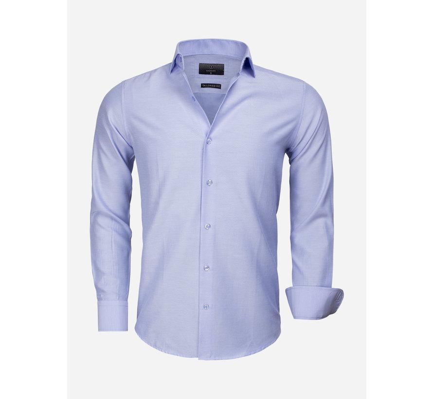 Overhemd Lange Mouw 65012 Caserta Blue