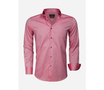 Gaznawi Overhemd Lange Mouw 65001 Detroit Red