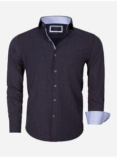 Gaznawi Shirt Long Sleeve 65013 Brindisi Black