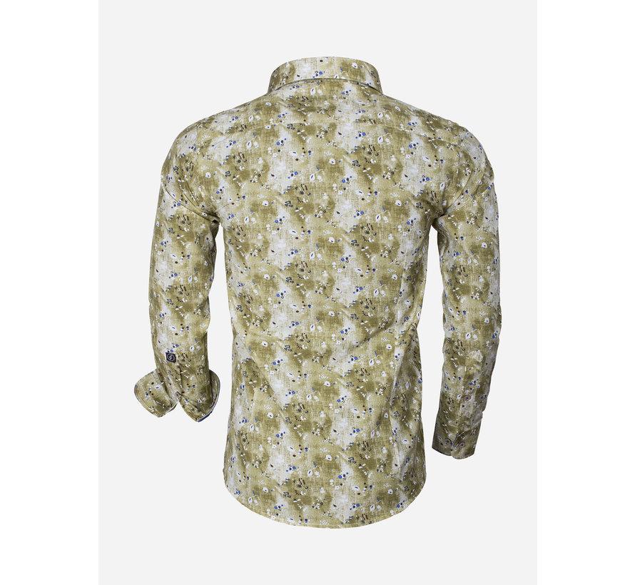 Shirt Long Sleeve 65013 Brindisi Green