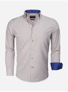 Gaznawi Overhemd Lange Mouw 65014 Light Brown