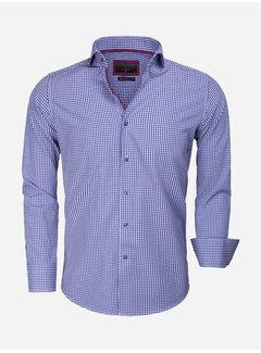 Gaznawi Shirt Long Sleeve 65016 Light Navy