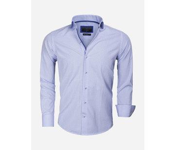 Gaznawi Shirt Long Sleeve 65016 Blue