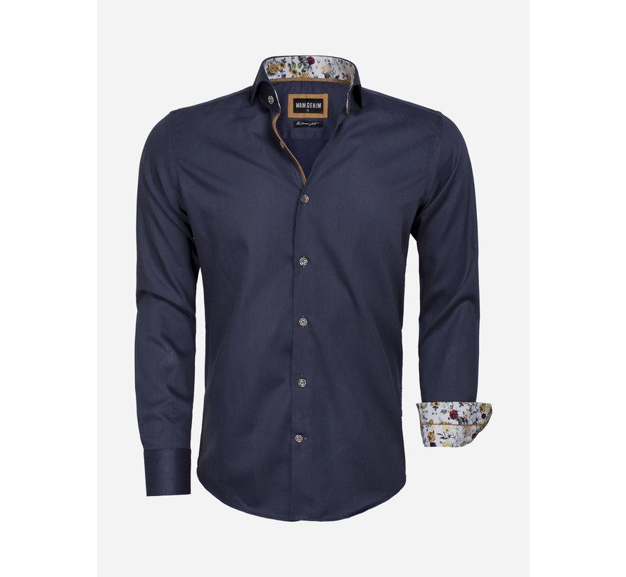 Overhemd  Lange Mouw 75542 Anthrecite