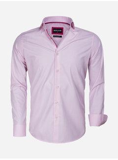 Wam Denim Shirt Long Sleeve 75545 Pink