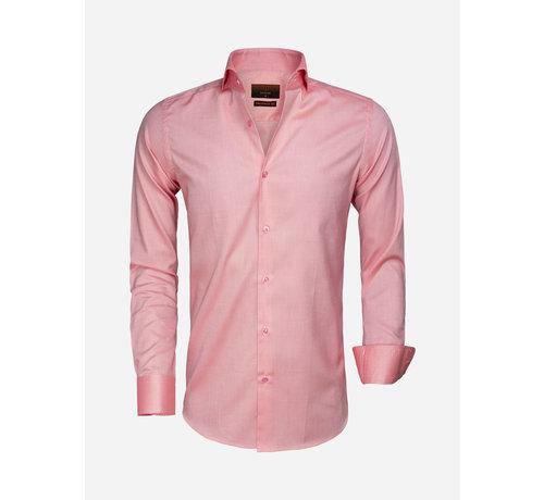 Gaznawi Shirt Long Sleeve 65000 Cagliari Light Red