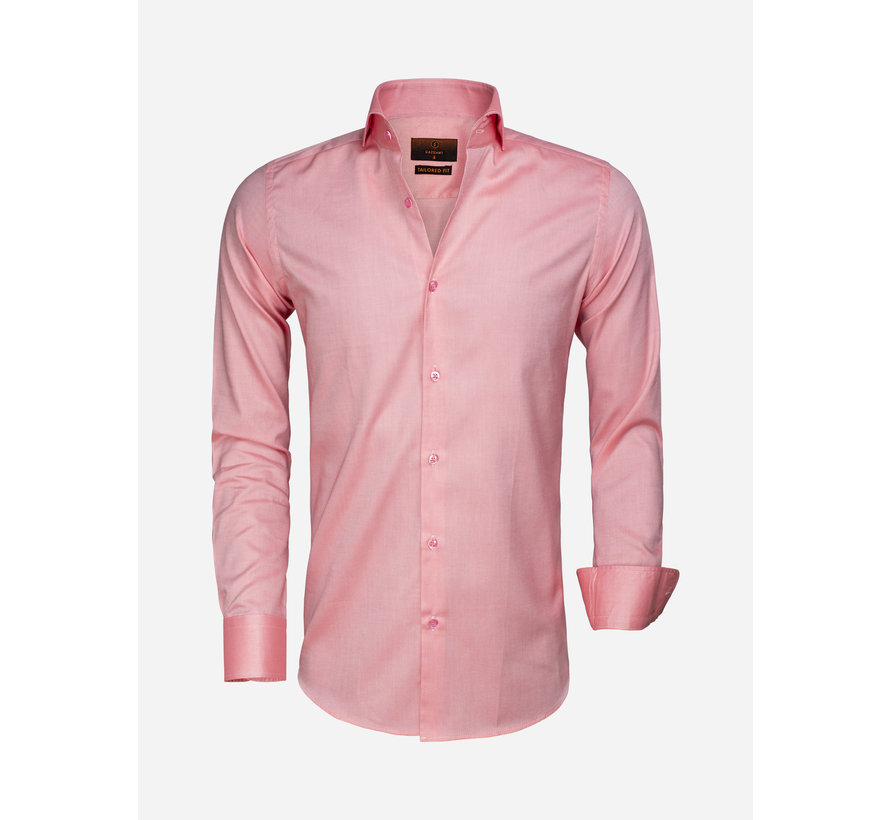 Shirt Long Sleeve 65000 Cagliari Light Red