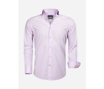 Gaznawi Overhemd Lange Mouw 65000 Cagliari Pink