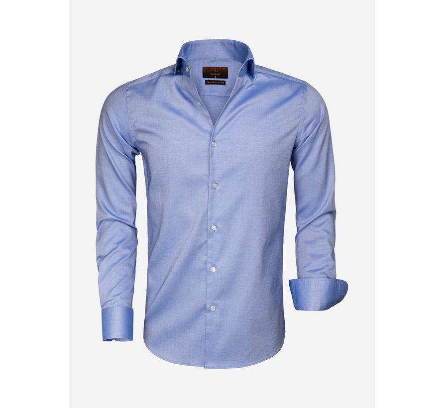 Shirt Long Sleeve 65000 Turquoise