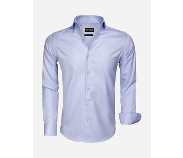 Wam Denim Overhemd Lange Mouw 75547 Floransa Blue