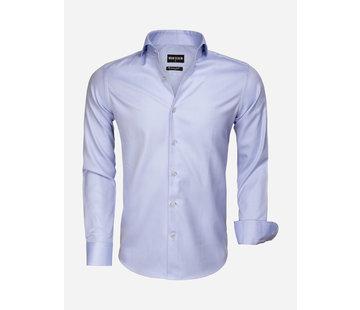 Wam Denim Shirt Long Sleeve 75547 Floransa Blue