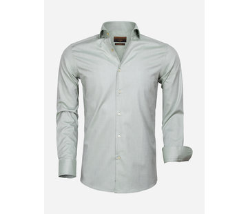 Gaznawi Shirt Long Sleeve 65000 Cagliari Dark Green