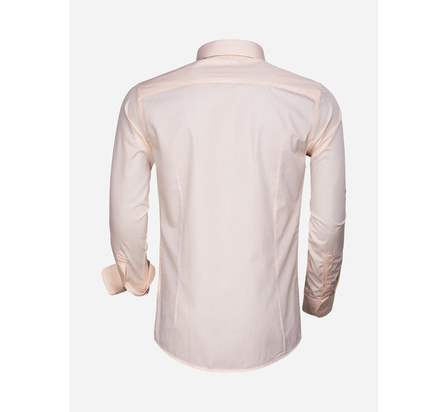 Shirt Long Sleeve 65000 Cagliari Orange