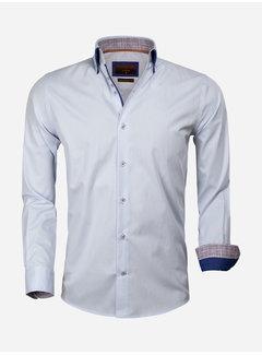 Gaznawi Shirt Long Sleeve 65005 Cattolica Light Blue