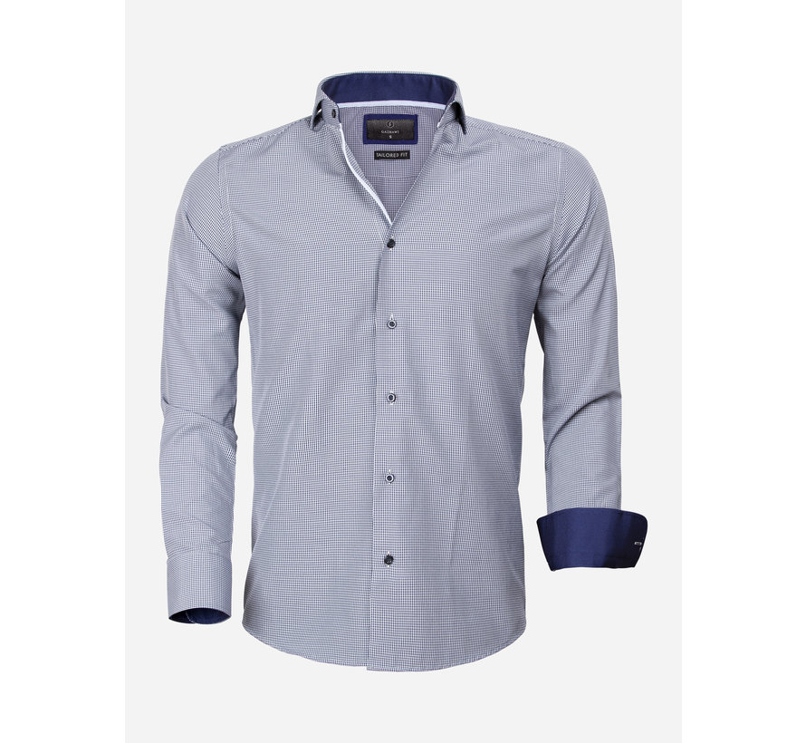 Shirt Long Sleeve 65025 Asti Navy
