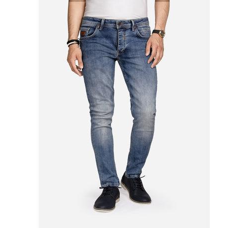 Wam Denim Jeans 72126 Light Navy L34