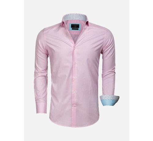 Gaznawi Shirt Long Sleeve 65006 Catanazaro Pink