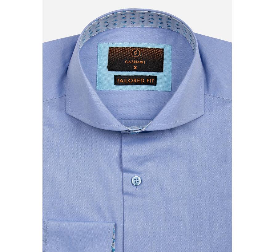 Overhemd Lange Mouw 65006 Catanazaro Blue