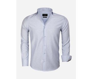 Gaznawi Shirt Long Sleeve 65019 Alessandria Blue