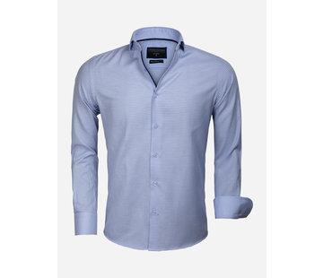 Gaznawi Shirt Long Sleeve 65024 Arezzo Blue