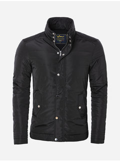 Wam Denim Summer Jacket 71230 Black