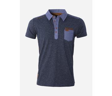 Wam Denim T-Shirt 79430 Oceanside Navy