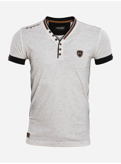 Wam Denim T-Shirt 79431 Carlsbad Off White
