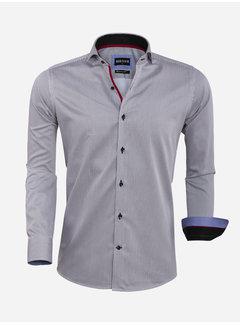 Wam Denim Overhemd Lange Mouw 75571 Black
