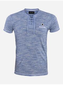 Wam Denim T-Shirt 79436 Temercula Blue