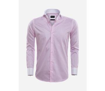 Wam Denim Shirt Long Sleeve 75570 Teramo Pink