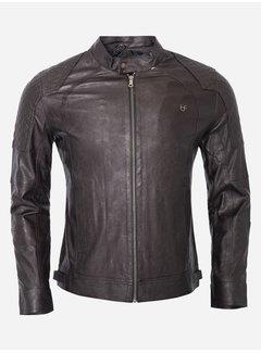 Wam Denim Summer Jacket 91002 Brown