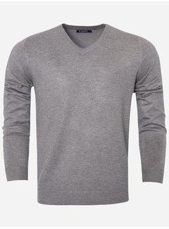 Blueberyl Sweater BK217-27 grey
