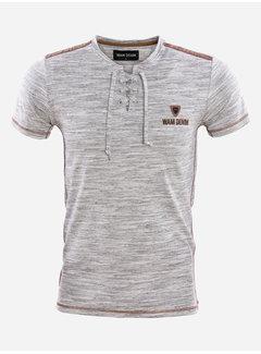 Wam Denim T-Shirt 79436 Temercula Off White
