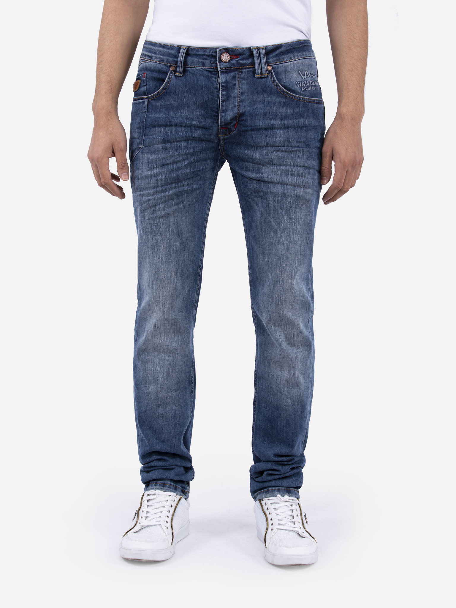 Wam Denim Jeans  wijdte: 38/32