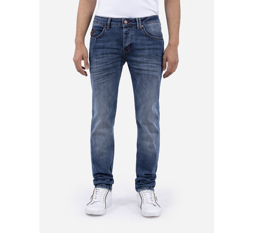 Wam Denim Jeans 72174 Blue