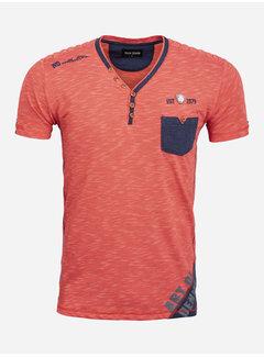 Wam Denim T-Shirt 79422 Orange