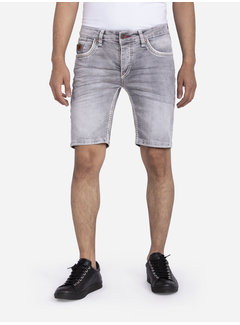 Wam Denim Shorts Duber 72180 Grey