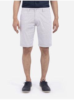 Wam Denim Shorts 72176 Clue White