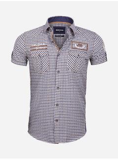 Wam Denim Shirt Short Sleeve 75572 Traviso Peru