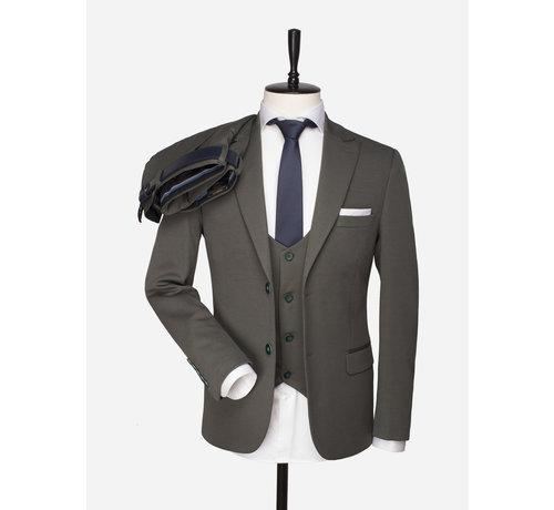 Wam Denim Kostuum 70028 Ferrara Khaki