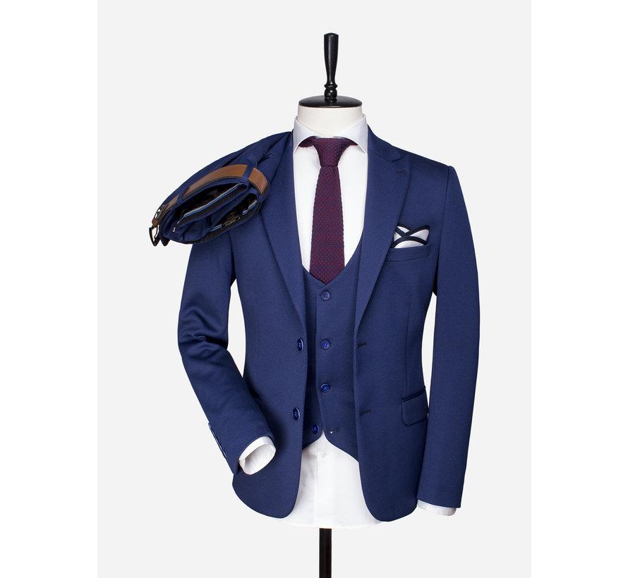 Pantalon 70028 Ferrara Royal Blue