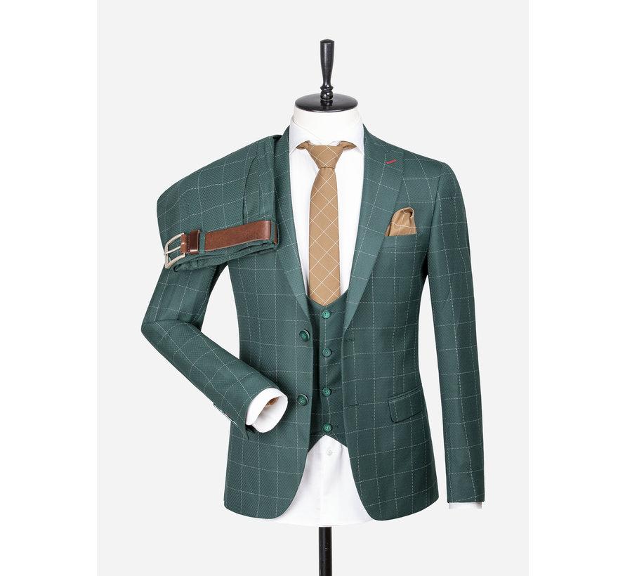 Pantalon 70029 Capri Green