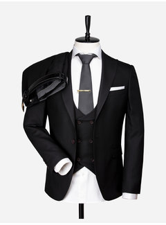 Wam Denim Pantalon 70033 Cesena Black