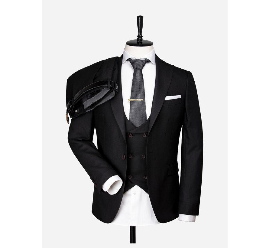 Pantalon 70033 Cesena Black