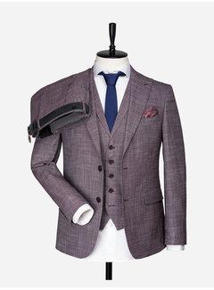 Wam Denim Kostuum 70034 Chieti Purple