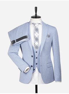 Wam Denim Pantalon 70040 Remini Blue
