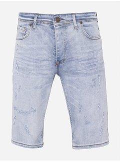 Wam Denim Shorts 3150 Licht Blauw