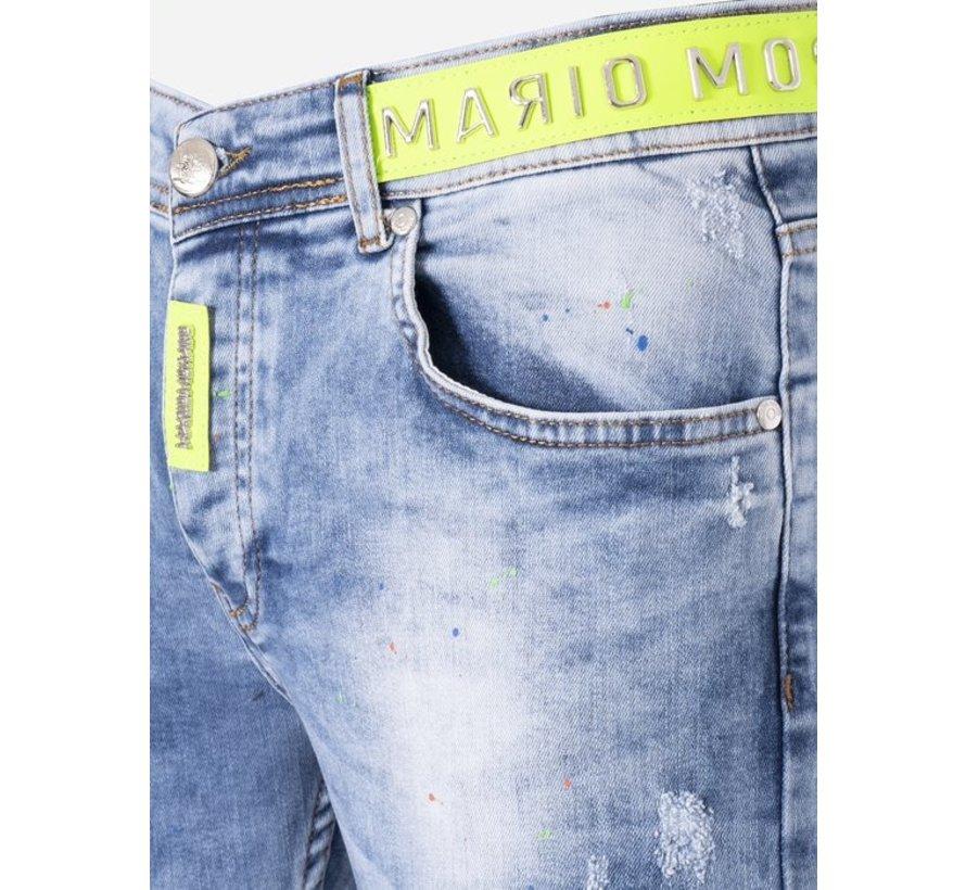 Jeans 2287 Light Blue