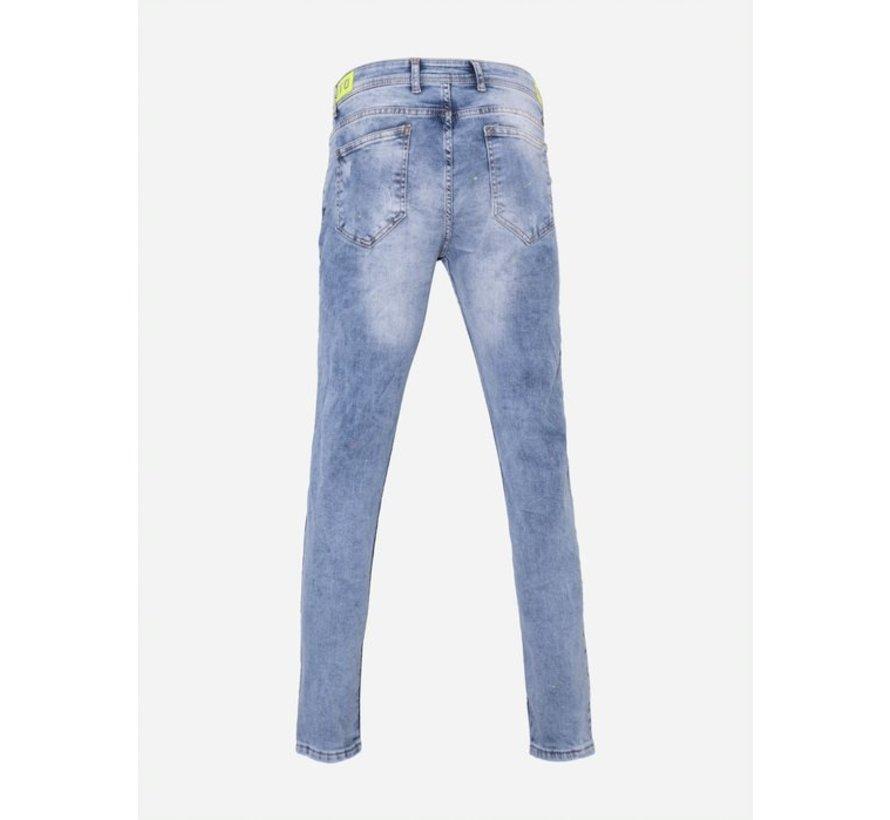 Jeans 2287 Blue