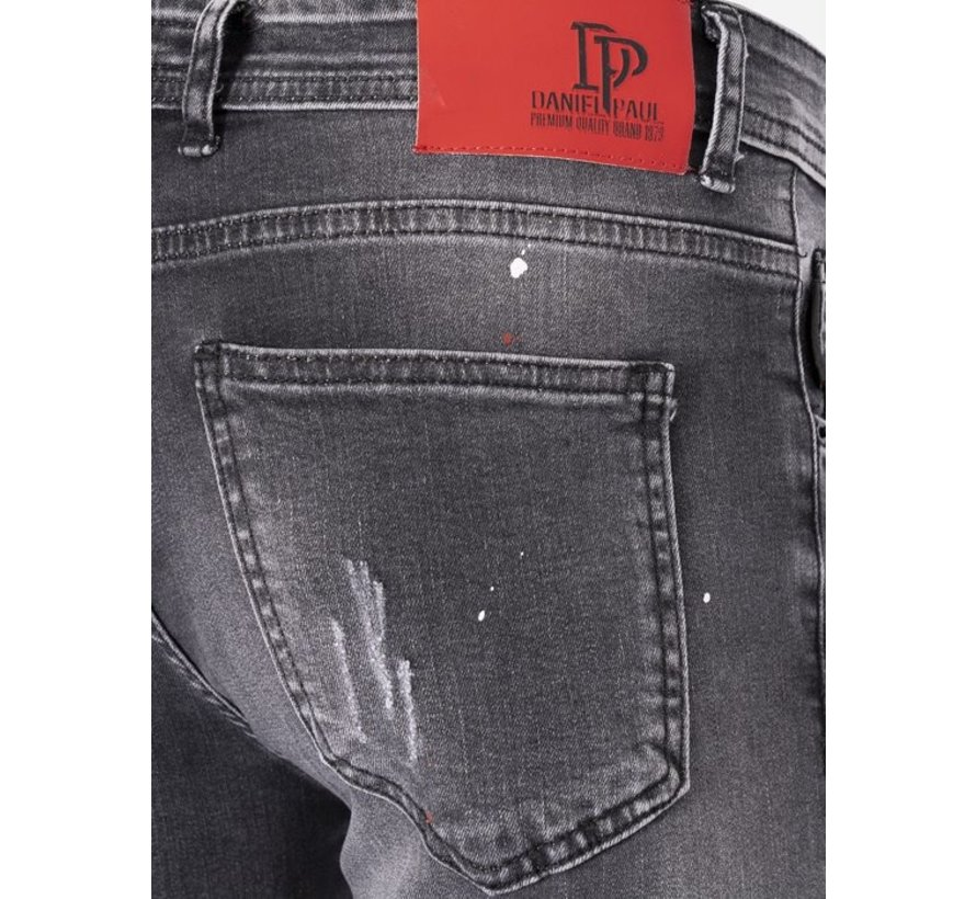 Jeans 03-HKN-A13-F Grey